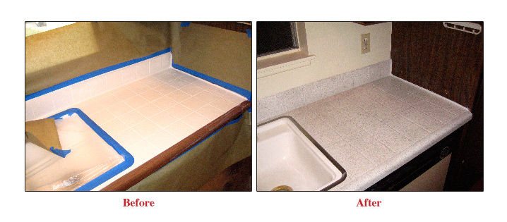 Refinishing Will Revitalize Any Kitchen Without The High Expense Of  Replacing The Whole Counter.