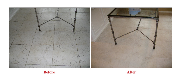 Grout Expectations Cleaning Stain