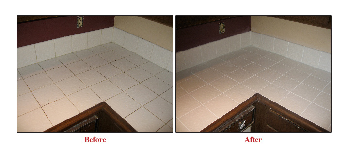 Grout Expectations ReGrout - Can tile be regrouted