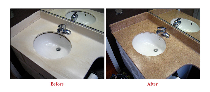 Grout Expectations Countertop Refinishing